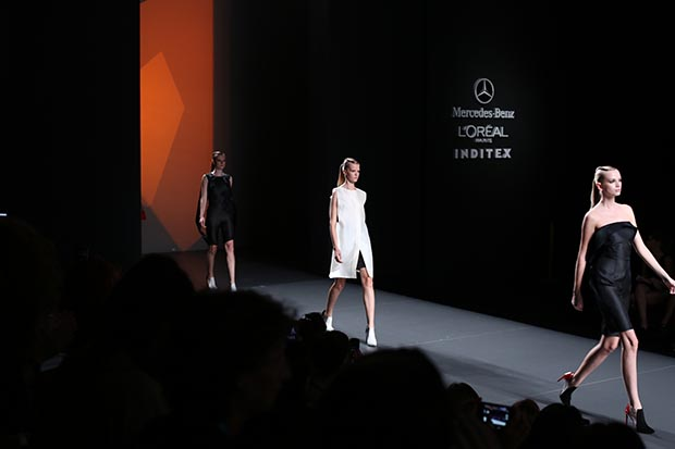 Amaya Arzuaga Fashion Week Madrid 15