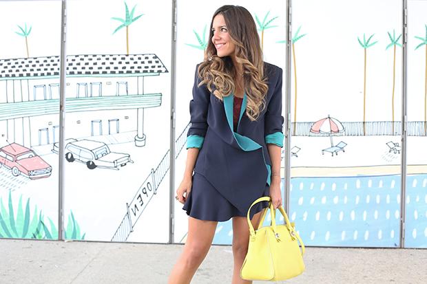 Ana Locking Fashion week 5