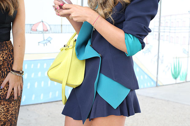 Ana Locking Fashion week 8