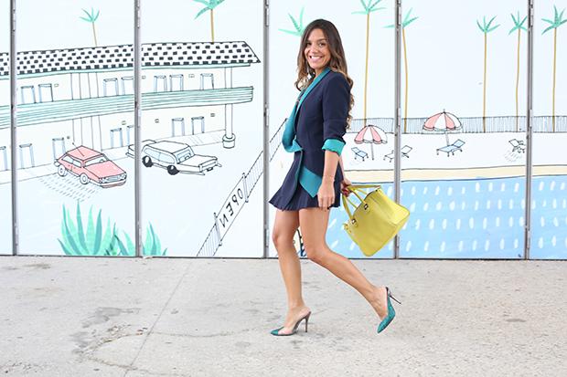 Ana Locking fashion week 6
