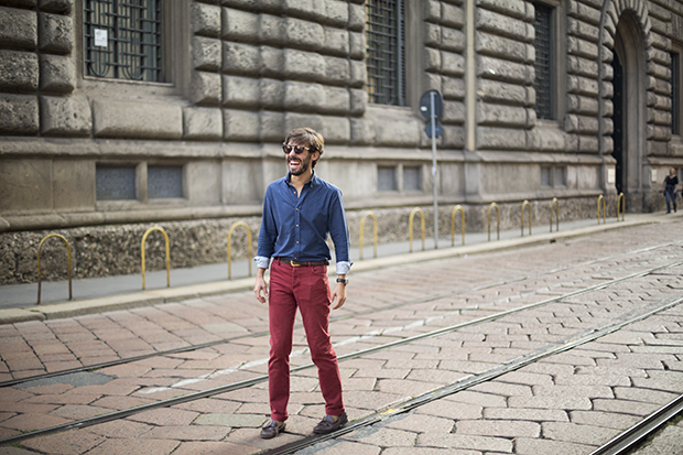 Milan fashion week ordovas massimo dutti  maguen 2