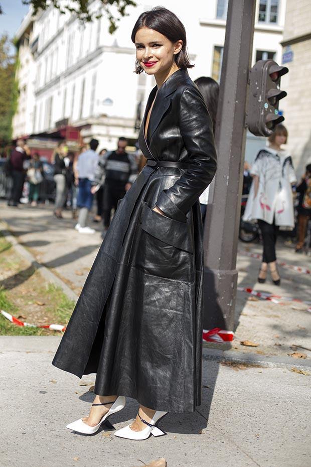 Paris fashion week street style  7