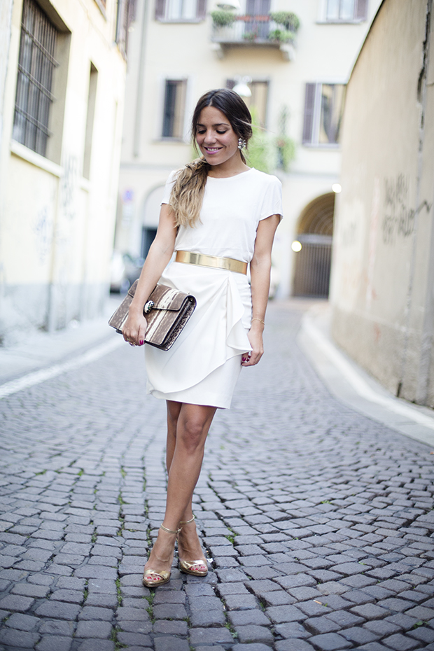 white in milan fashion week 1