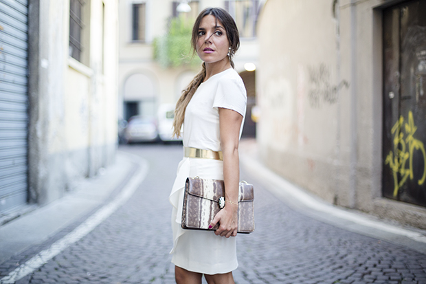 white in milan fashion week 4