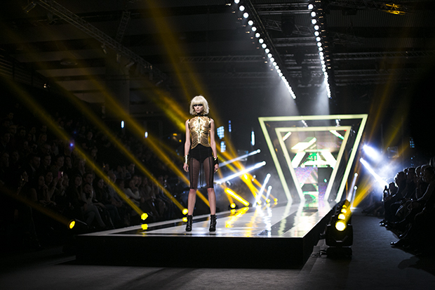 MBFWM DAY 1: women of the future by Aristocrazy