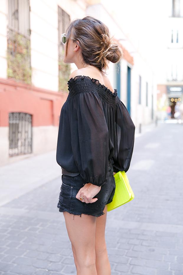 Black outfit summer mr boho 3