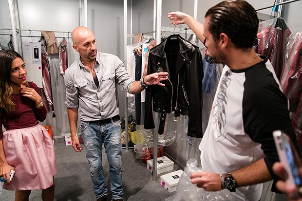 Alvarno fashion week madrid 15