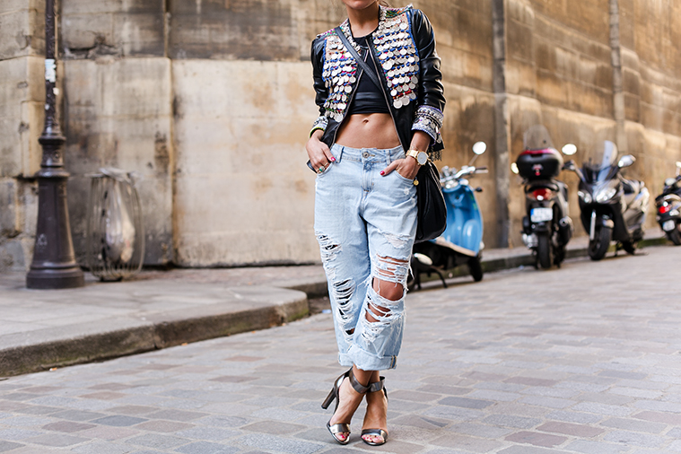 paris street style fashion week zahir Loewe 6