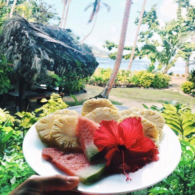 Morning Nanuku Im ready for you! fijiislands