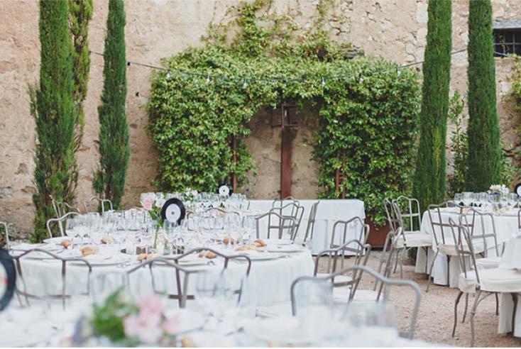 Guia de la novia El sitio de Celebracion Calista ONe Foto Dias de vino y rosas2