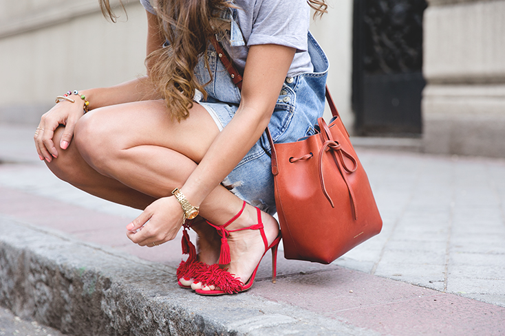 Red Overall Red Overall Red And Overall Bloglovin' And SandalsPeeptoes SandalsPeeptoes Bloglovin' And zSUVpM