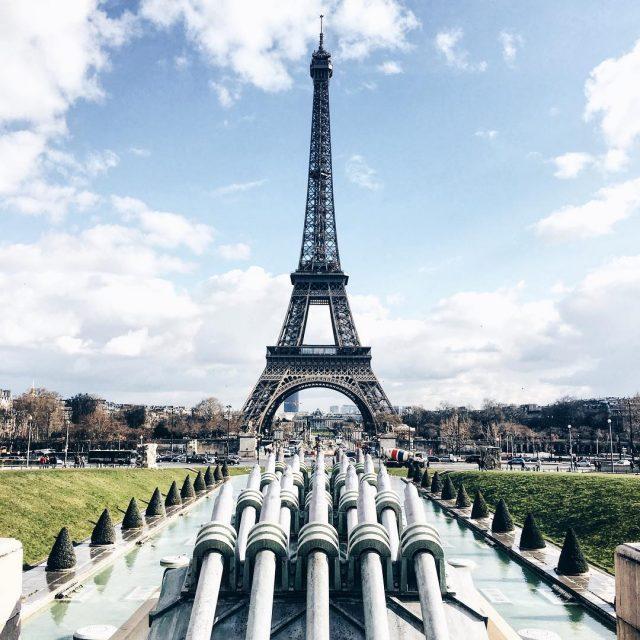 Bounjour Paris