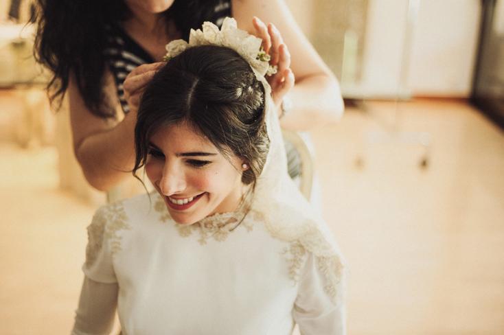 el vestido de novia de vir