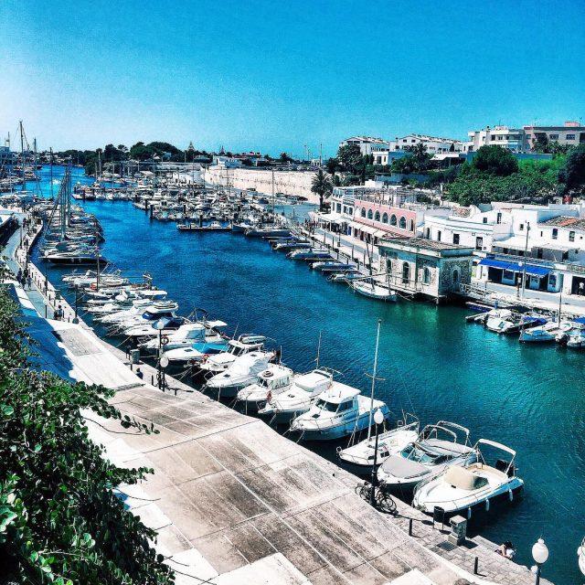 Loving this view Menorca LastDay
