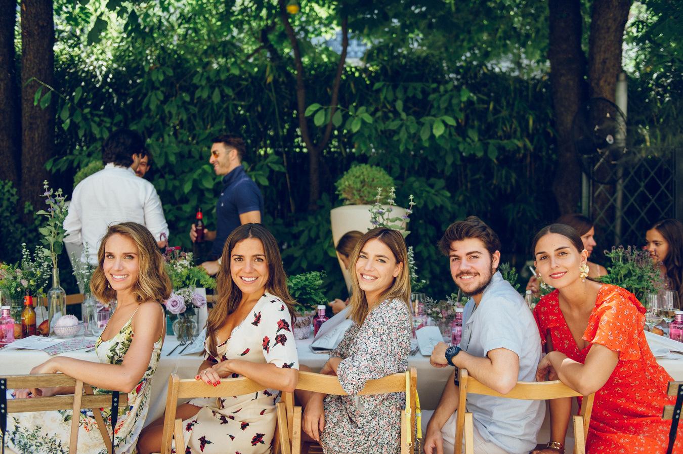 Calista One Summer Party Lista y blog de bodas Flora,Paula,Erea,Jorge,Sandra