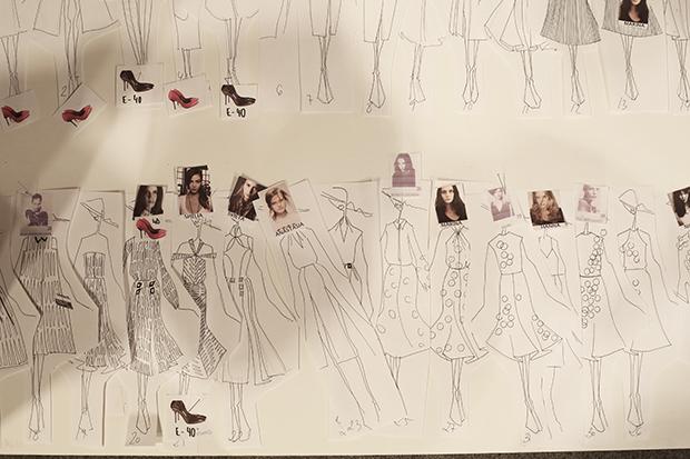 Juan Vidal fashion week madrid 1
