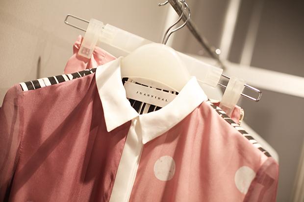 Juan Vidal fashion week madrid 2