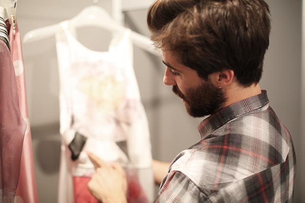 Juan Vidal fashion week madrid 3