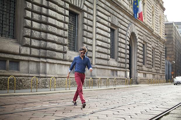 Milan fashion week ordovas massimo dutti  maguen 1