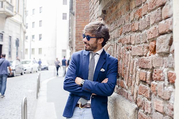 My tie milan fashion week 1