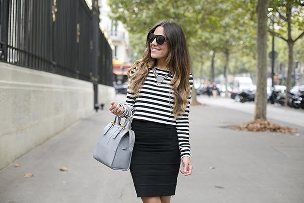 cropped top fashion week paris pfw 4