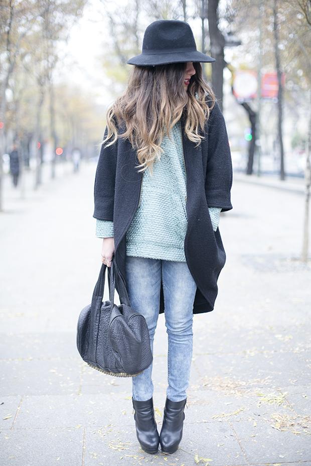black coat  3