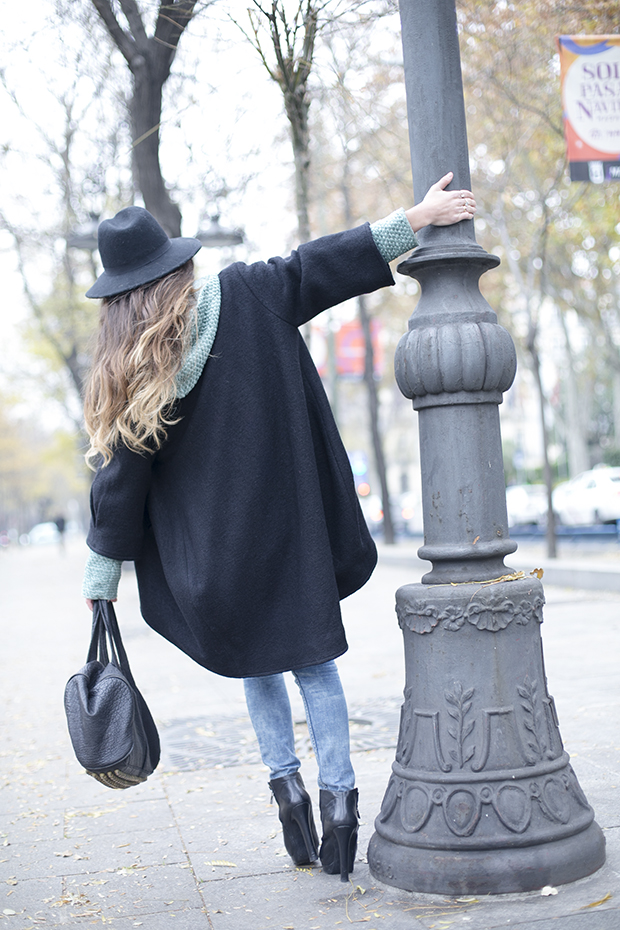 black coat  7
