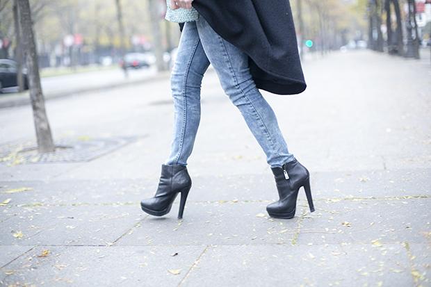 black coat  9