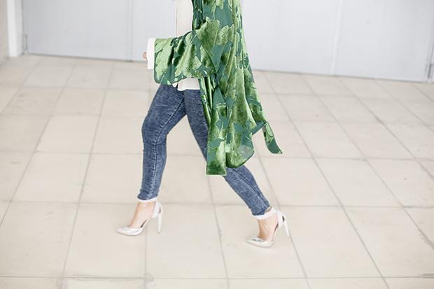 Fashion week Ana Locking armani 10