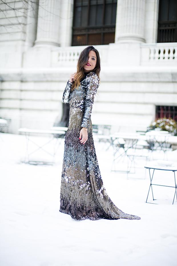Fashion week ny pailletes 16