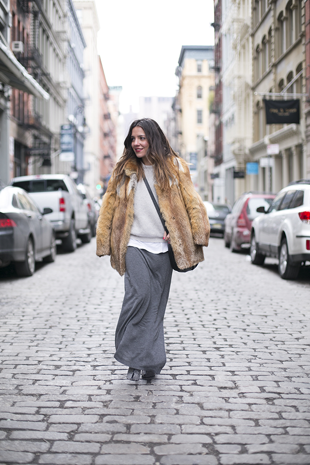 Soho NY NYFW street style  8