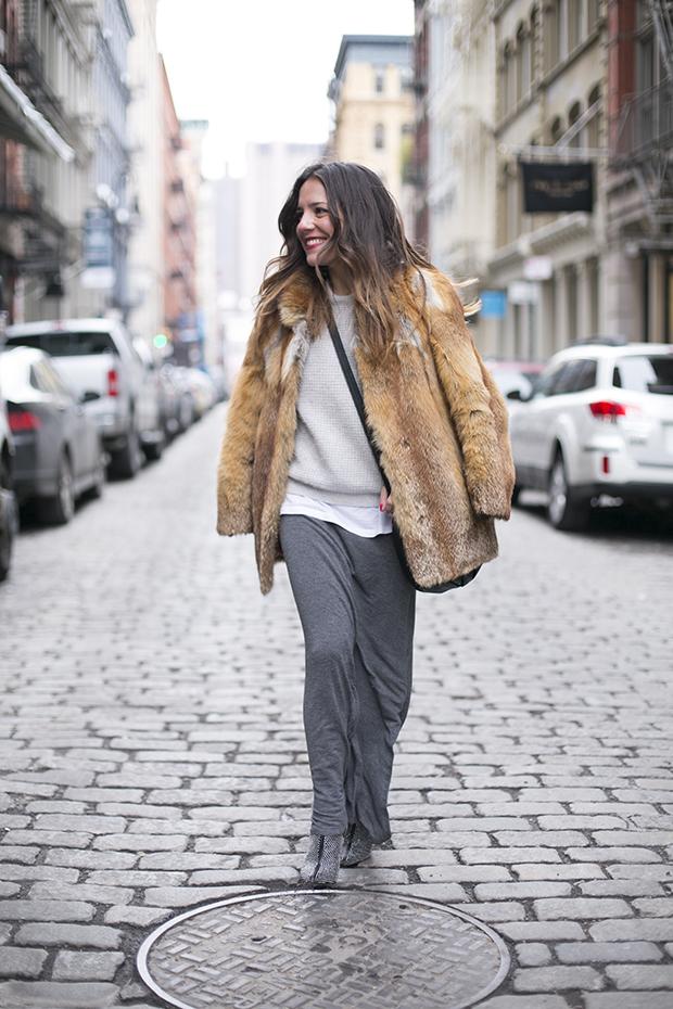 Soho NY NYFW street style  9