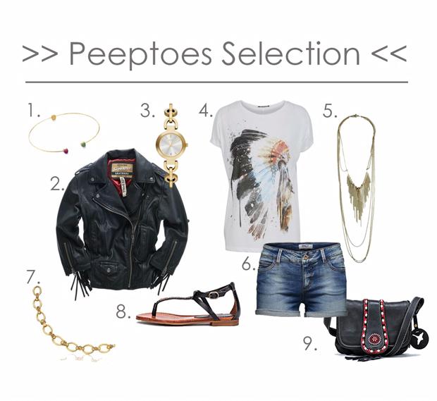 Peeptoes Selection