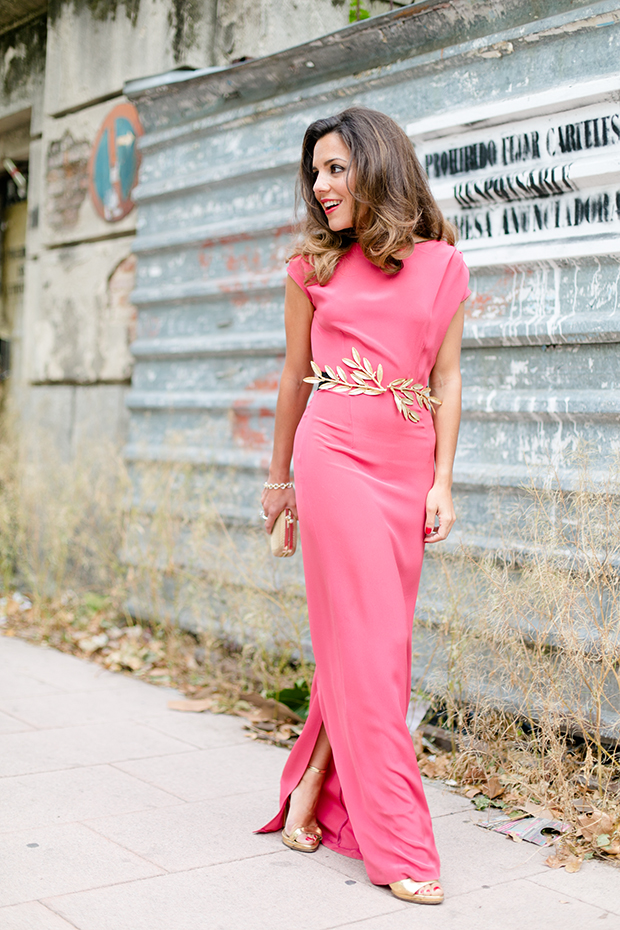 IN PINK FOR YO DONA\'S PARTY - Mypeeptoes