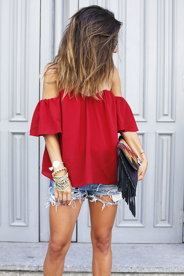 Revolve clothing red 12