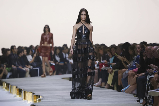 Roberto Cavalli, Ready to Wear Spring Summer 2015 Collection in Milan