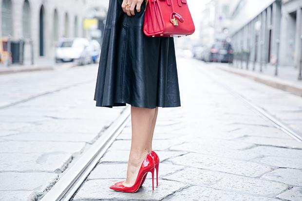 moschino zara mfw milan fashion week street style 3