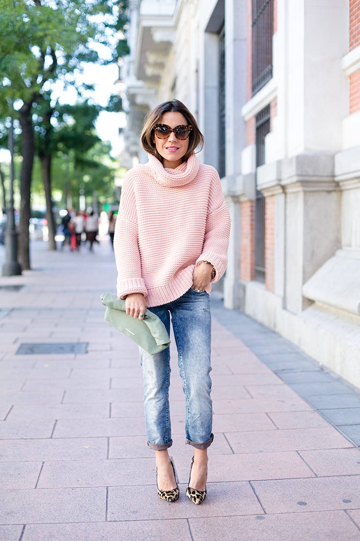 Salsa jeans pink zara 1
