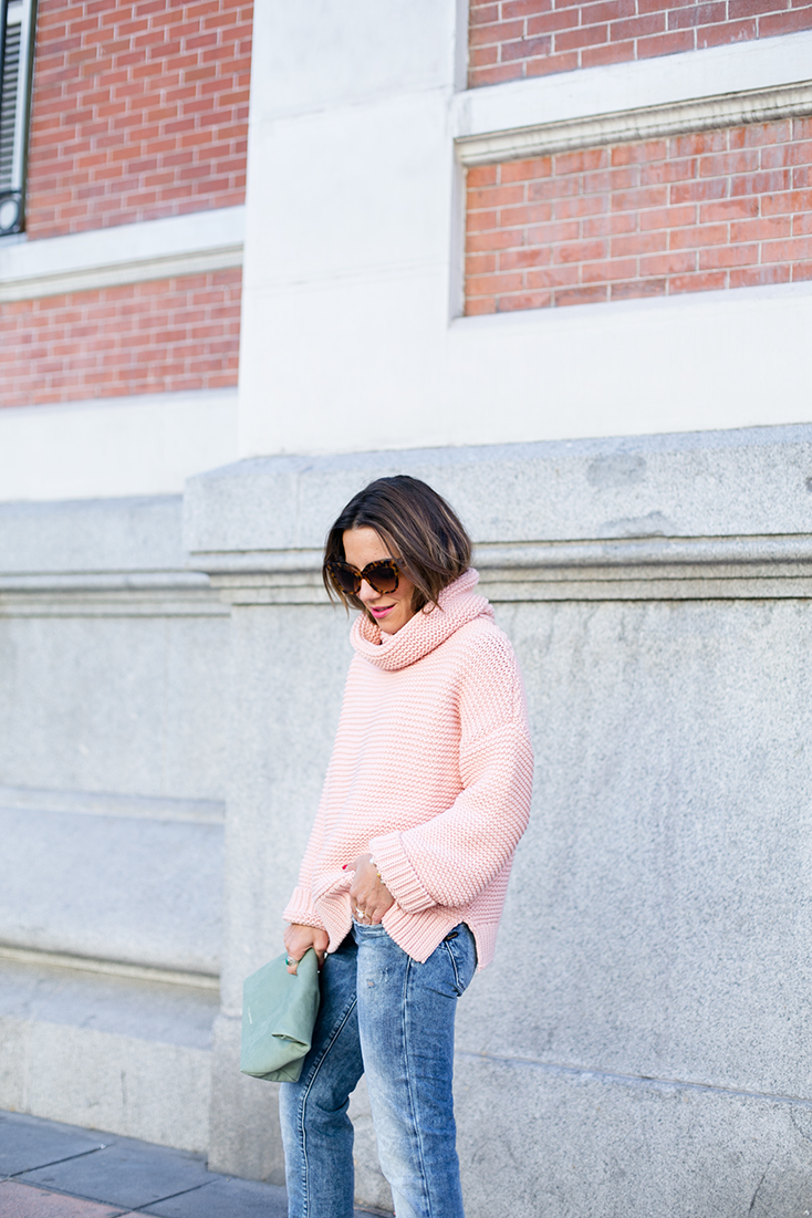 Salsa jeans pink zara 2
