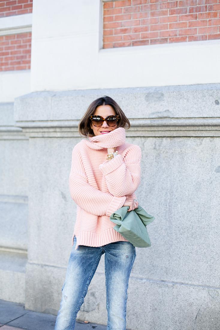 Salsa jeans pink zara 4