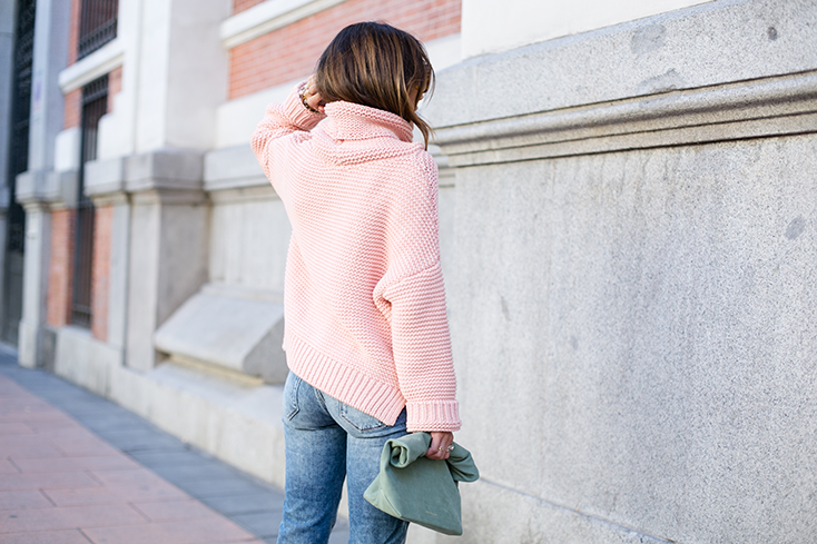 Salsa jeans pink zara 7
