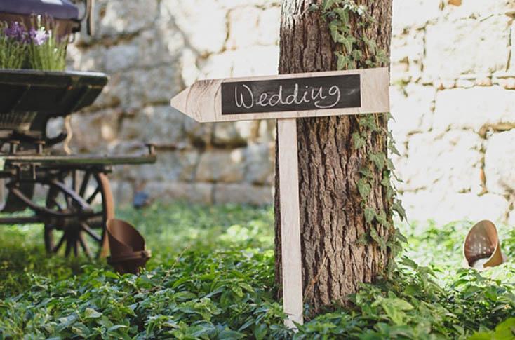 Guia de la novia El sitio de Celebracion Calista ONe Foto Dias de vino y rosas