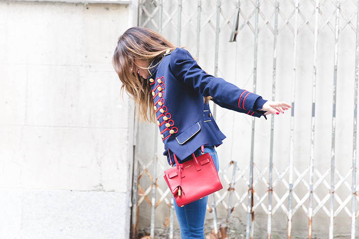 La condesa chaqueta