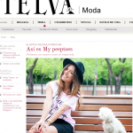 """TELVA.COM """"PERSIGUIENDO A MY PEEPTOES"""" Jueves, 13 junio, 2013"""