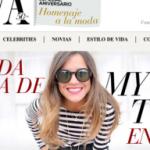 """TELVA.COM """"LA AGENDA SECRETA DE MYPEEPTOES EN MBFWM"""" MArtes, 17 octubre, 2013"""