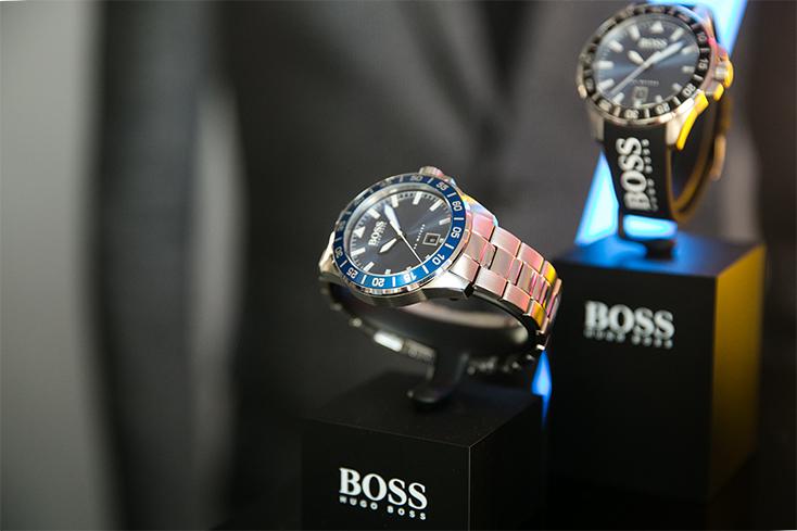 Hugo boss 7