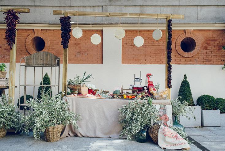 Calista One Summer Party Lista y blog de bodas 1