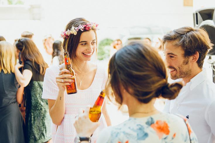 Calista One Summer Party Lista y blog de bodas Itziar, Manu